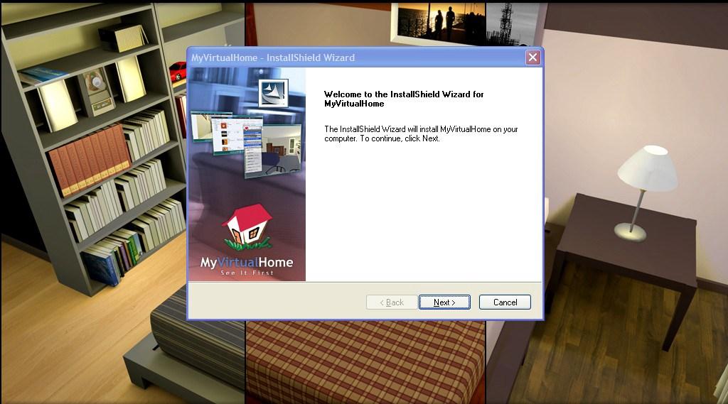三維虛擬家居設計軟件MyVirtualHome