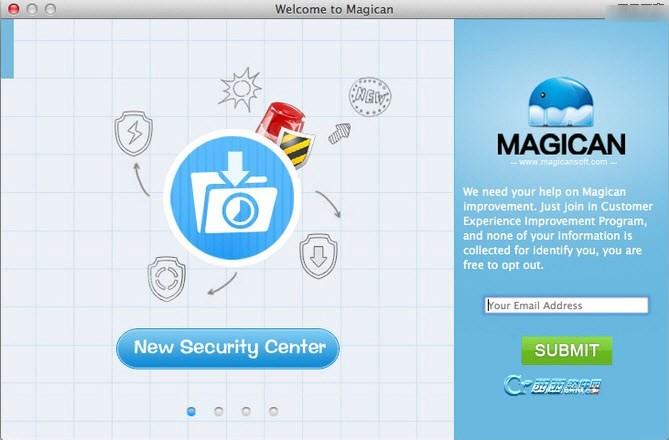 mac OX系統優化軟件Magican