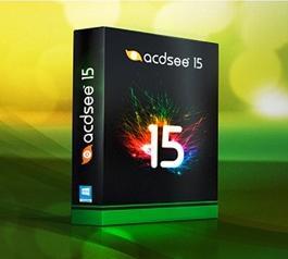 ACDSee看圖軟件15