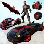 蝙蝠战车变形英雄