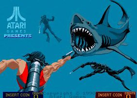 街機雷霆獵鯊計劃