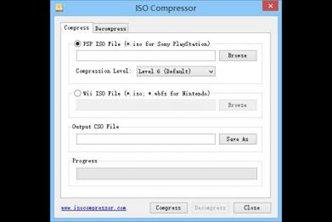 ISO压缩软件(ISO Compressor)